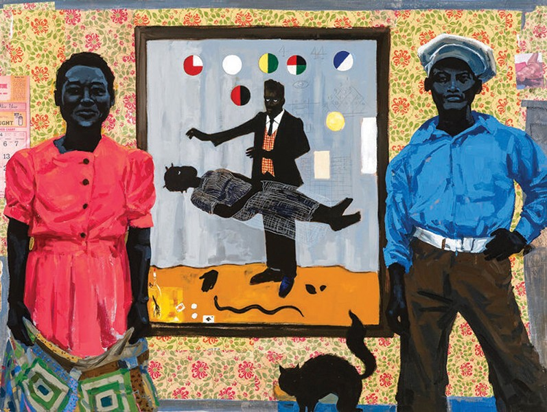 Who Should Own Black Art?, Ransome