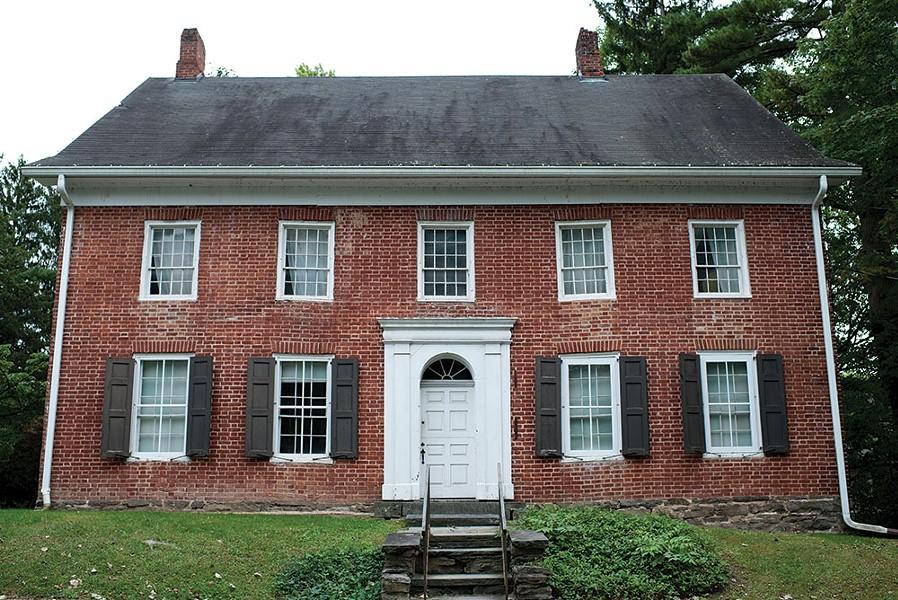 1799 House, Huguenot Street - CHRISTINE ASHBURN