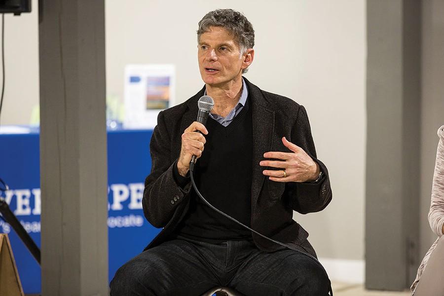 Steve Rosenberg, senior vice president at Scenic Hudson. - RICHARD SMITH