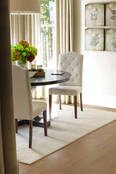 Custom area rugs can be exactly the dimensions, style, design and material you choose to make a unique statement in an otherwise barren span of floor space.