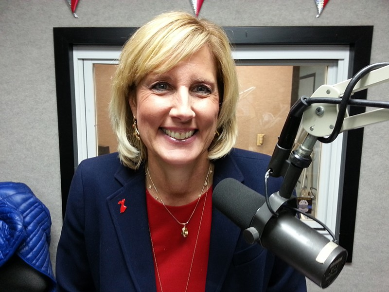 Claudia Tenney has a history of making controversial statements. - WNBF