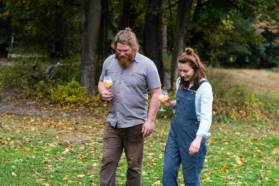 Evan and Emily Watson