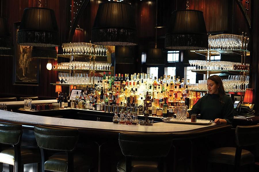 Thais Glazman at The Maker Lounge in Hudson - JOHN GARAY