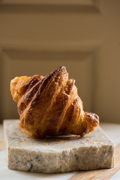 Housemade croissant