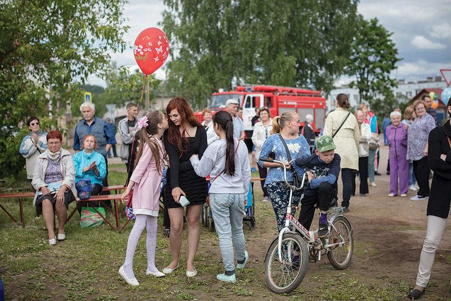 Village Day, Alekhovshchina, Russia, 2017