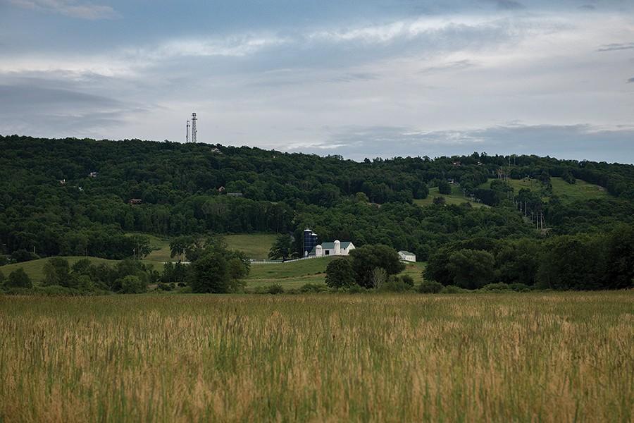 Warwick Valley's famously fertile farmland. - PHOTO: CHRISTINE ASHBURN