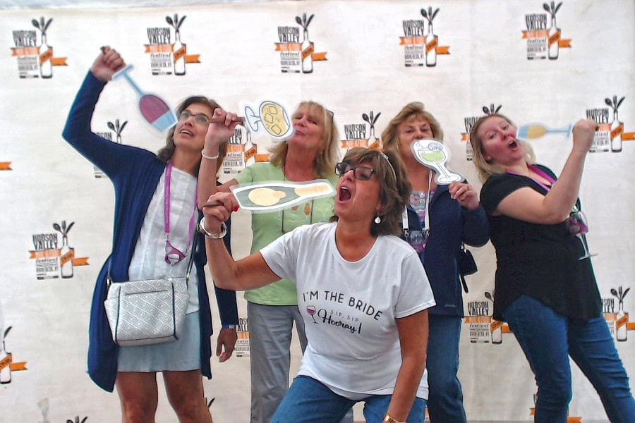 VIA WINERACKS.COM AND HUDSON VALLEY WINE & FOOD FESTIVAL