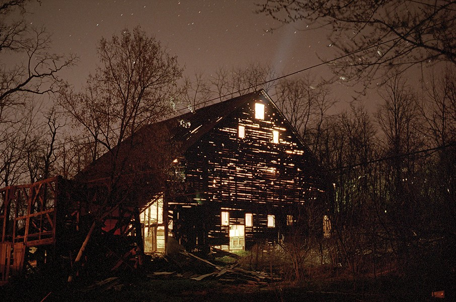 Palen Barn Night 2001