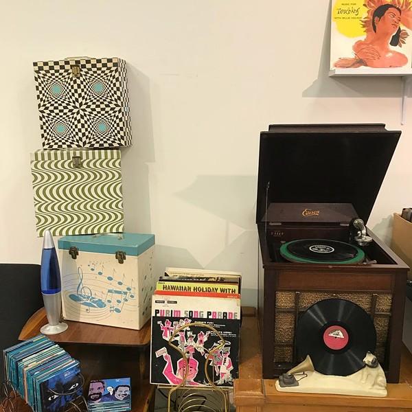PHOTOS COURTESY OF ORIGINAL VINYL RECORDS