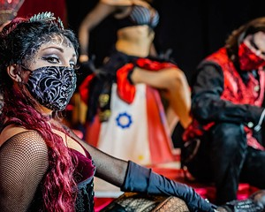 """Orlando-based troupe Phantasmagoria's long-running, critically acclaimed, macabre show """"Plague Tales"""" is available to stream this weekend via Bridge Street Theater."""