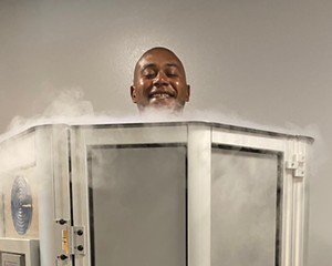 The Thrill of the Chill: Cryotherapy Comes to the Catskills