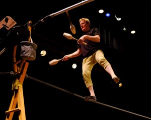 Higher Calling: A Talk with Philippe Petit