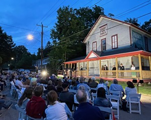 This summer's production of Our Town at the Phoenicia Playhouse