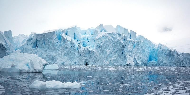 Tremors from Antarctica: A Photo Essay