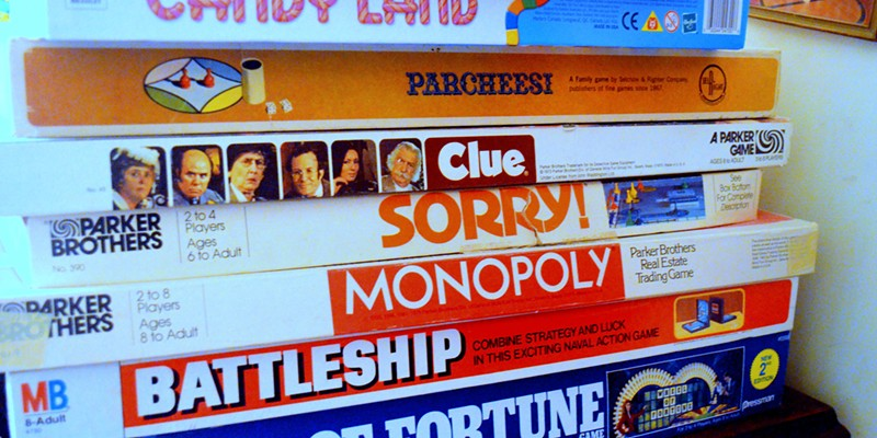 Staff Picks: Board Game Recommendations for Your Self-Quarantine