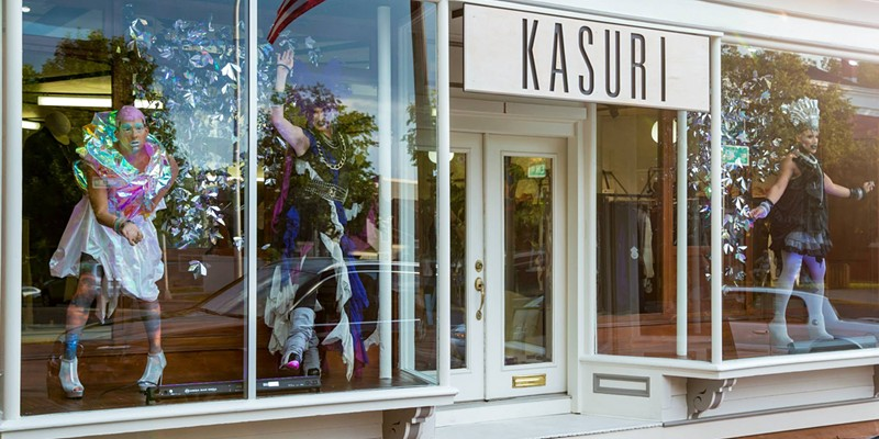 Kasuri: Upstate's Punk Epicenter