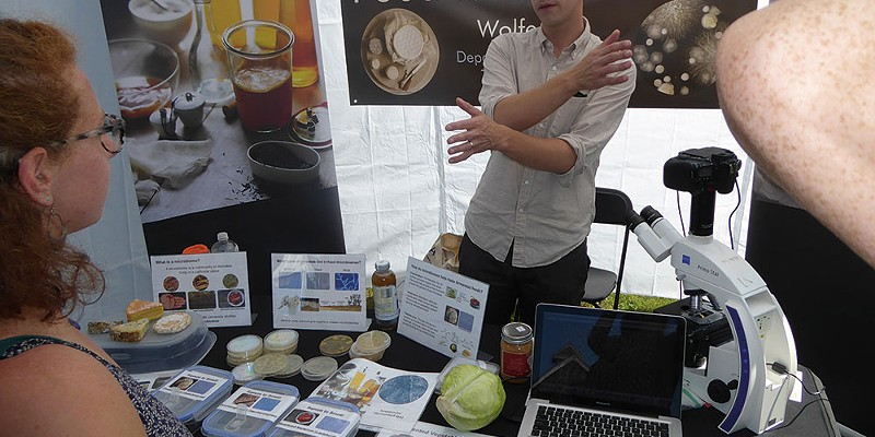 A Fermentation and Food Fest in the Berkshires