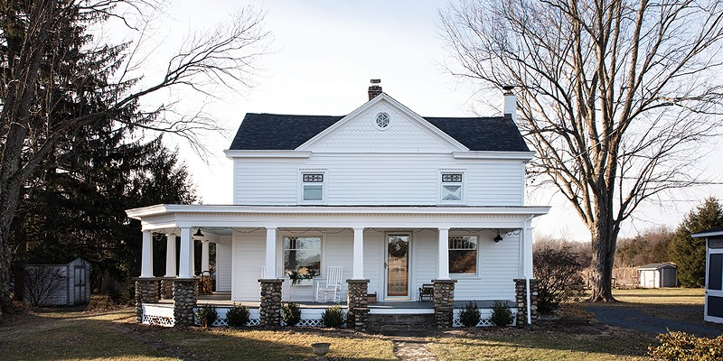 Make, Thrift, Mend Founder Katrina Rodabaugh's Germantown Homestead
