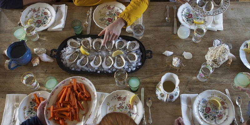 Sound-to-Table: Sustainably Grown Oysters Delivered to Your Doorstep