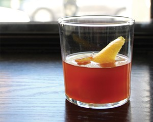 Toasted Rye Sazerac: Batched Cocktail Perfection at Kingston Bread + Bar