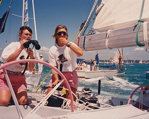 Maiden Voyage: The Groundbreaking Round-the-World Tip of Tracy Edwards and Her All-Female Crew