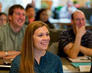 All the students in Clarkson's Master of Science in Engineering Management program are working professionals at top companies like IBM and Global Foundries.
