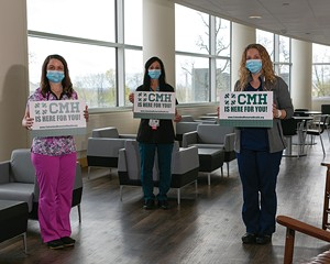 Columbia Memorial Health's ER Is a Vital Community Resource Amid the Pandemic