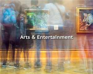 Arts & Entertainment Winners