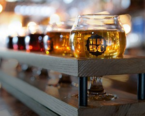 Beer Brunch at Terrapin featuring Mill House Brewery