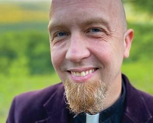 Pastor Tobias Anderson