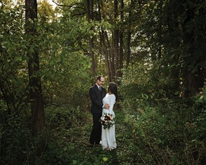 Kevin and Kimberly tied the knot at Elm Rock Inn in the fall.