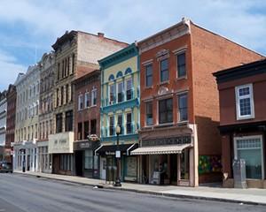 Downtown Poughkeepsie