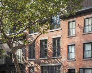 Certified Passive House full renovation and expansion in Manhattan.