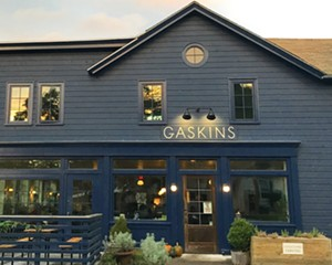 Psst! Gaskins is Reopening for Outdoor Dining May 13