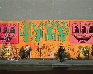 Keith Haring (1982).