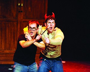 """Potted Potter: The Unauthorized Harry Experience"""
