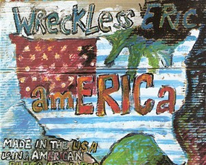 """CD Review: Wreckless Eric's """"AmERICa"""""""