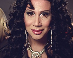 Thirsty , a biopic about drag star Thirsty Burlington, screens at this year's Woodstock Film Festival