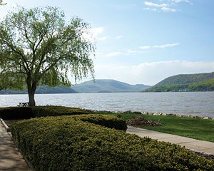 Peekskill's Hudson River frontage is one of the city's greatest assets.