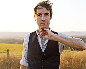 Andrew Bird Plays UPAC on March 7