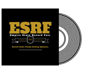 Rock Out at Empire State Record Fair This Saturday 7/21