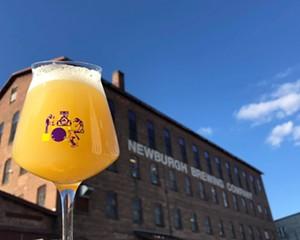 Newburgh Brewing Company's BrutBoss