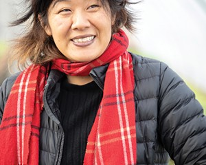 Director of From Farms to Incubators, Amy Wu