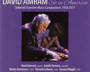 Album Review: David Amram | So in America