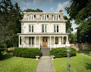 History with Modern Flair: Gorgeous Uptown Kingston Victorian for Sale