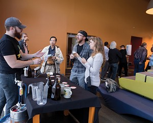 This year, Brew U will include educational seminars on brewing, sake, and fermented foods.