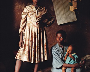 """A photo exhibition entitled """"Terefu and Her Children"""" will be on display Gallery Fifty5 in Kingston from September 7 to October 19."""