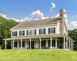Make this Hudson Valley Playground Your Home at Grape Hollow