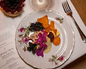 Kitchen at Shale Hill Farm: Michelin-Caliber Catering Comes to the Hudson Valley