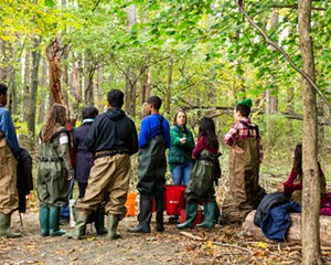 A River Runs through the Classroom: K-12 Programs at the Beacon Institute for Rivers and Estuaries